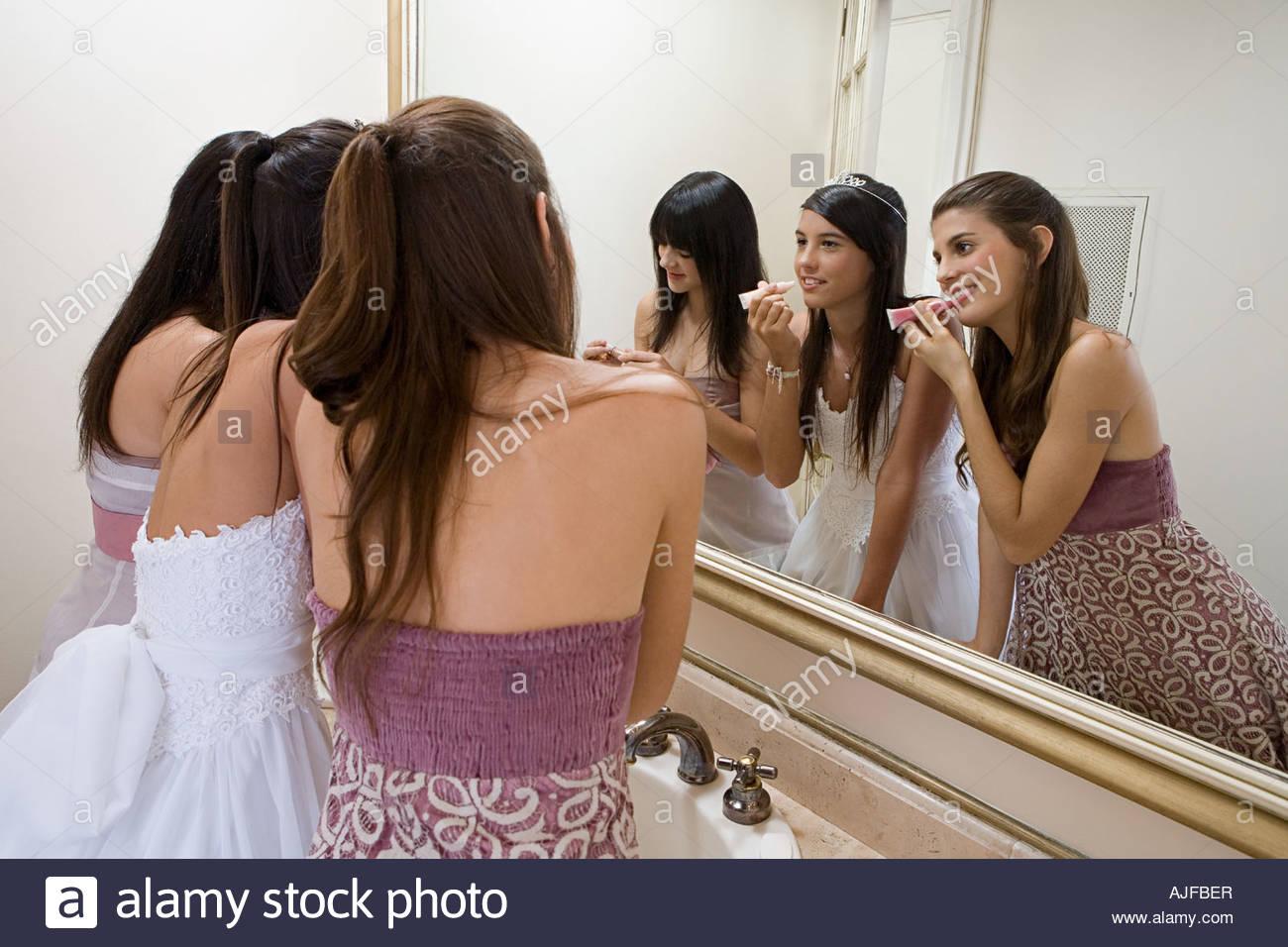 Getting Ready For A Wedding