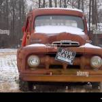 Old Truck For Sale Stock Photo Alamy