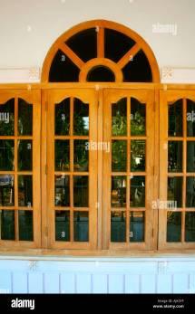 Kerala House Windows Design