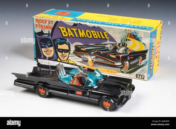 Batmobile 1966 Stock &