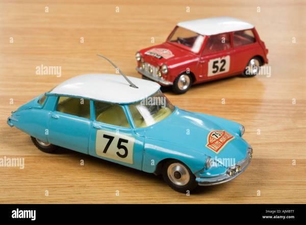 Corgi Cars Car Model Stock &