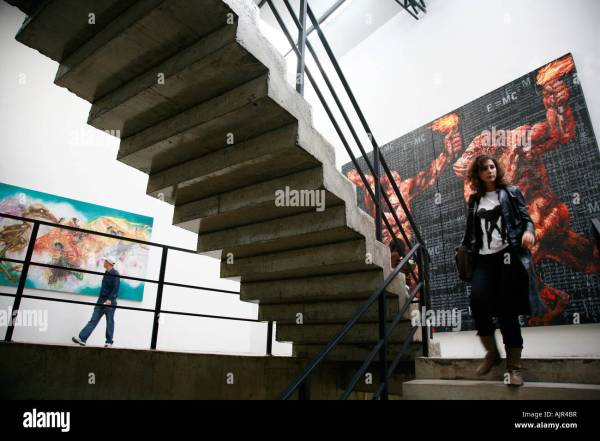 Art District Stock & - Alamy