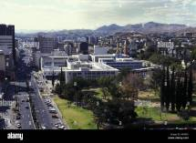 Windhoek Capital Of Namibia Independence Avenue