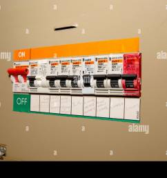 fuse box circuit breaker wiring diagram usedfuse box circuit breaker stock photos u0026 fuse box [ 1300 x 953 Pixel ]