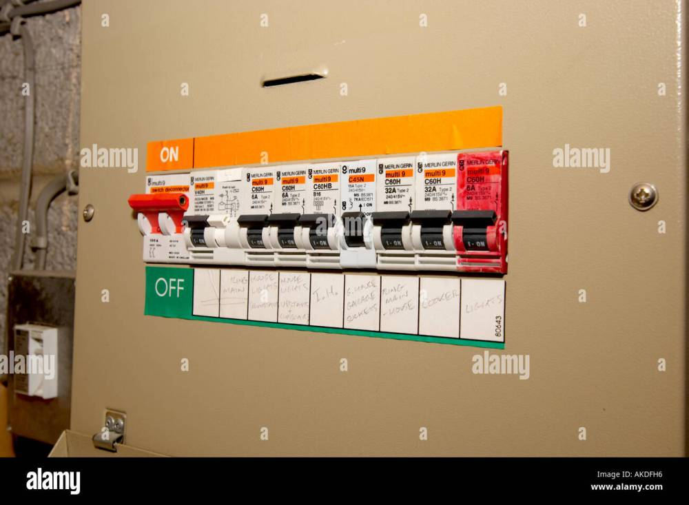 medium resolution of fuse box circuit breaker wiring diagram usedfuse box circuit breaker stock photos u0026 fuse box