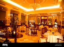 Restaurant Of Imperial Hotel Stock &