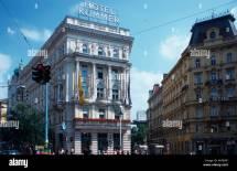 Wien 6 Mariahilferstrasse Hotel Kummer Ecke