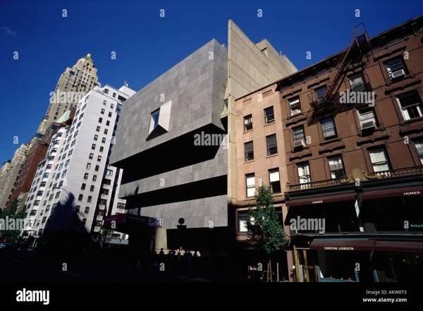 Manhattan York Usa Whitney Museum Of American Art
