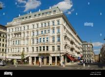 Vienna Cafe Sacher Wien Stock &