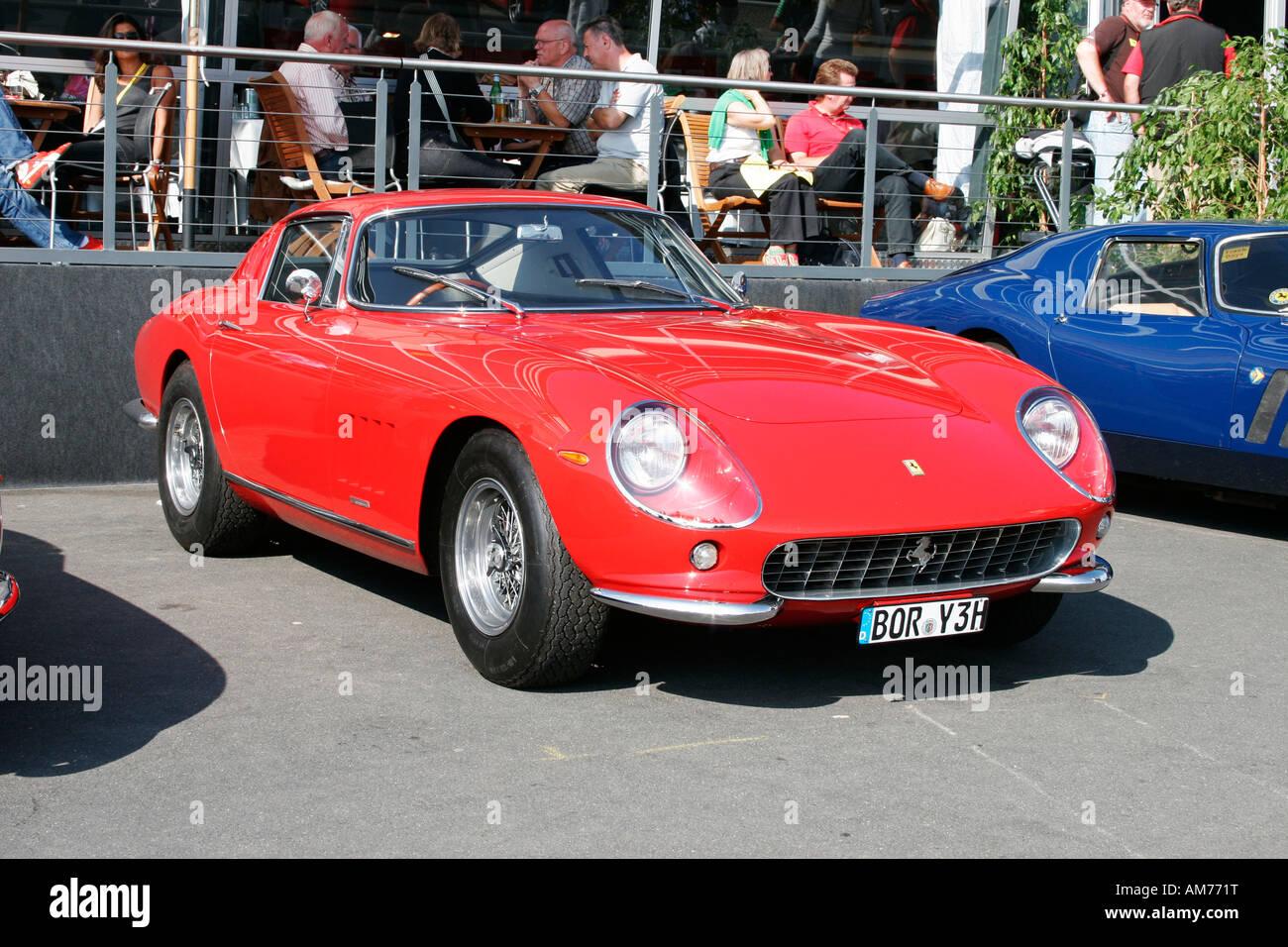 Vintage Ferrari Grand Prix