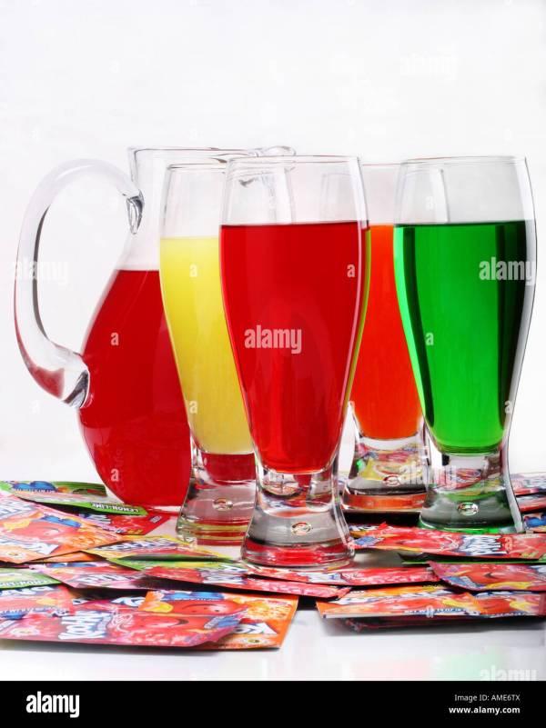 Kool Aid Stock & - Alamy