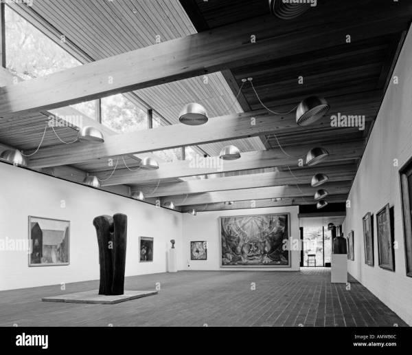 Louisiana Museum Of Modern Art Humleb' 1956-91
