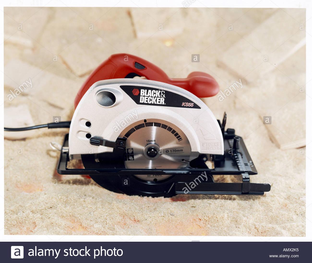 Black Decker Electric Saw