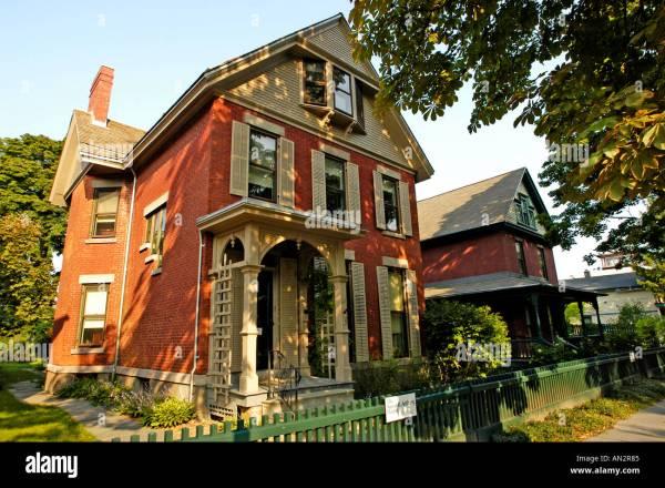 Susan . Anthony House Rochester Ny Usa Stock