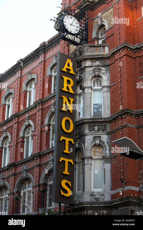 Arnotts Stock & - Alamy