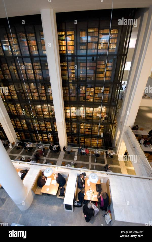 Inside British Library