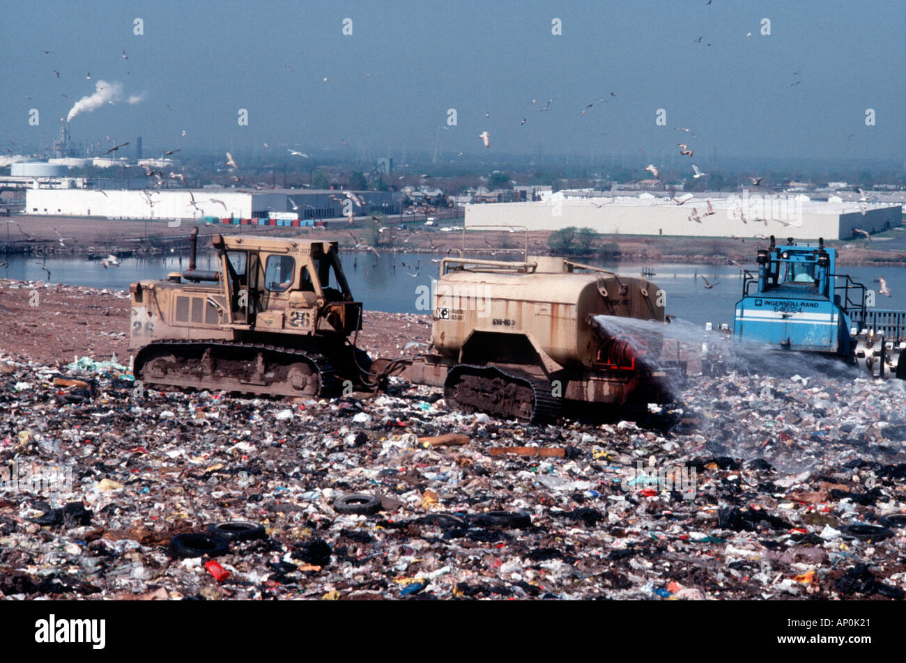 Fresh Kills Landfill Address