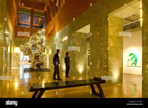 Shanghai Of Art Three Bund Designed