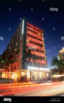 Hotel Victor Stock & - Alamy