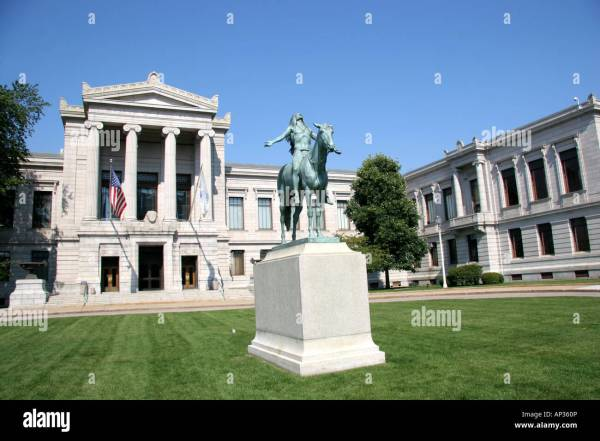Boston Museum Fine Arts Stock & - Alamy