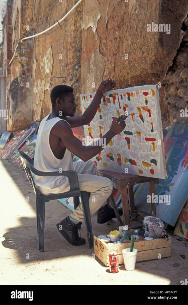 Haitian Island Stock &