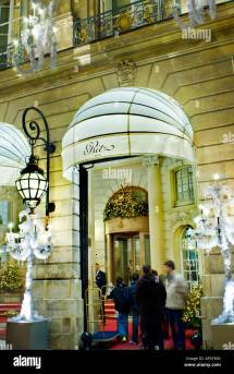 Parisian Hotels Stock &