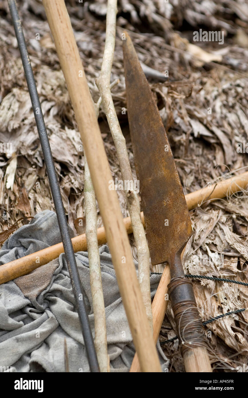 Spear Shaft Wood