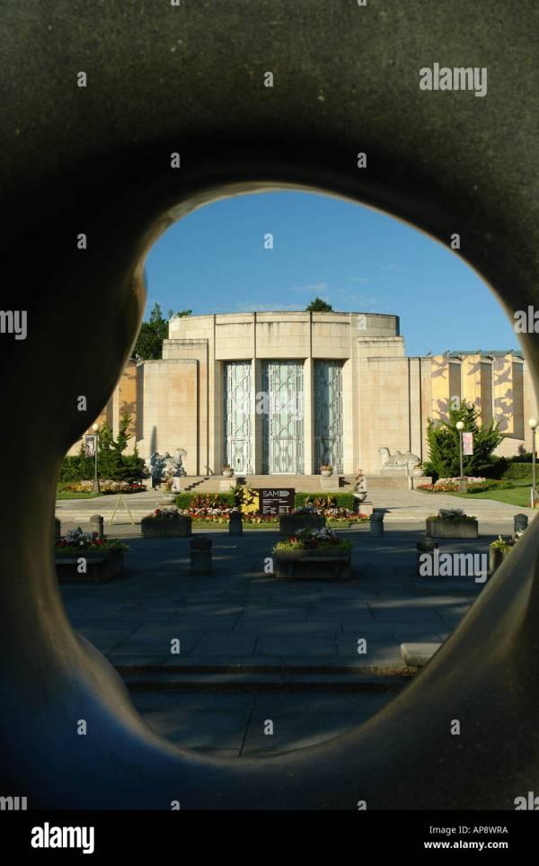 Seattle Asian Art Museum Stock &
