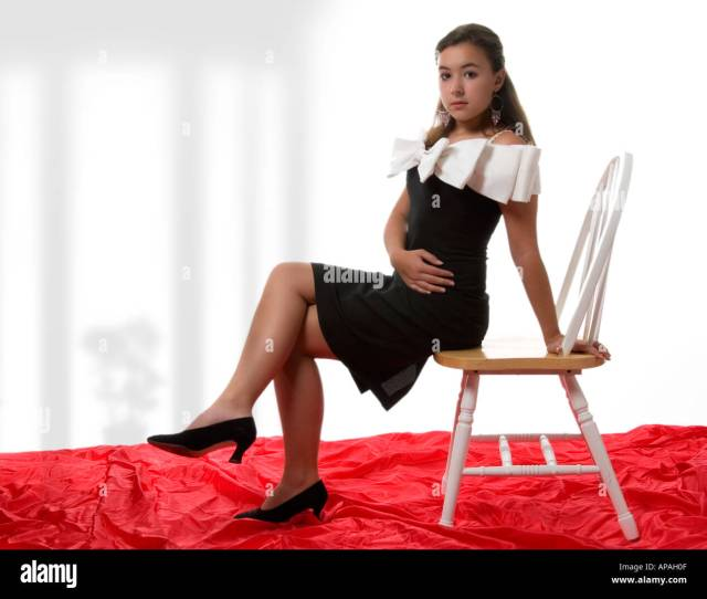 Search Results For White Teen Sitting On Edge Of Chair With Legs Crossed Stock Photos And Images
