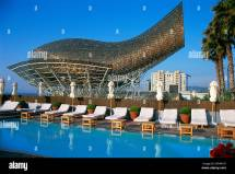 Hotel Arts Port Olimpic Barcelona Spain With