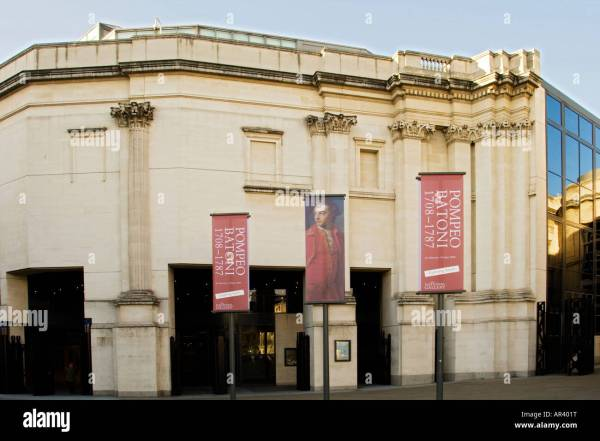 National And Sainsbury Wing Stock &