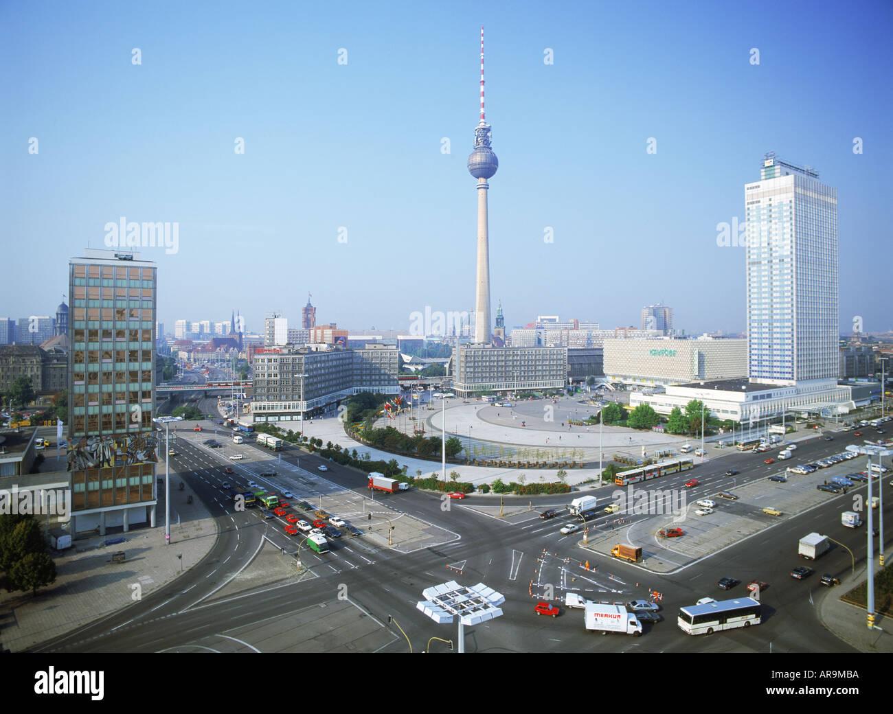 fernsehturm tv tower at