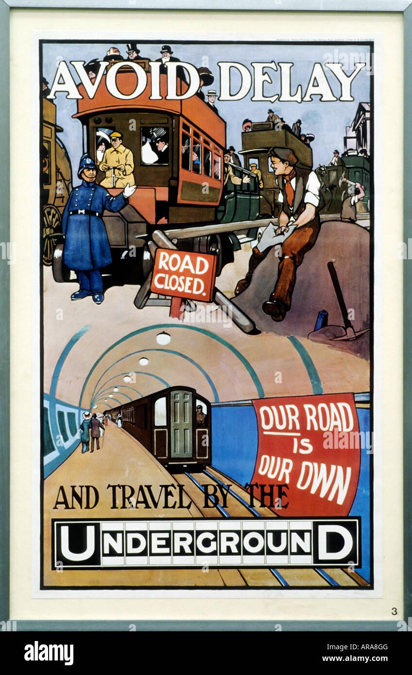 https www alamy com stock photo london transport museum advertising poster 1910 edwardian england 15990207 html