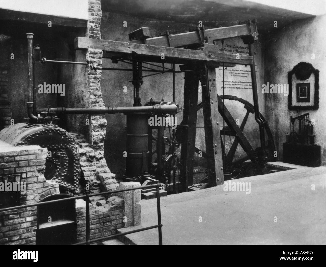 james watt steam engine diagram wiring 1992 gas club car golf cart stock photos & images - alamy