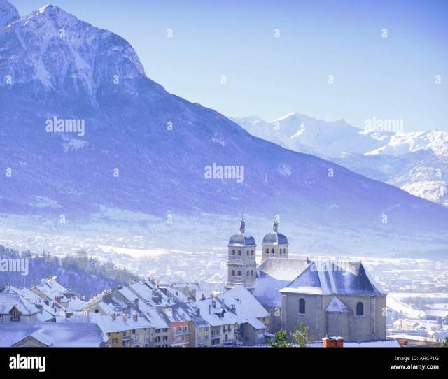 Briancon Hautes Alpes Provence France Europe