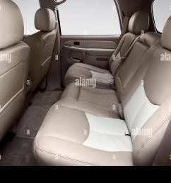 2006 gmc yukon denali in black rear seats [ 1300 x 956 Pixel ]