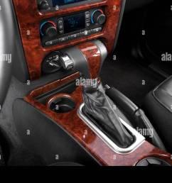 2006 gmc envoy denali in gray gear shifter center console [ 1300 x 956 Pixel ]