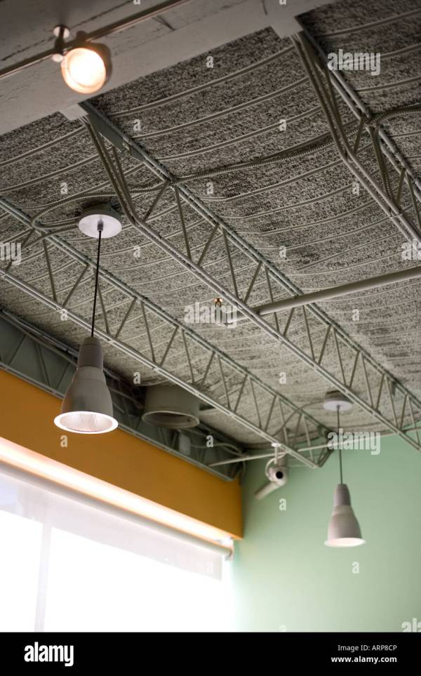Exposed Ceiling Stock Photos Exposed Ceiling Stock