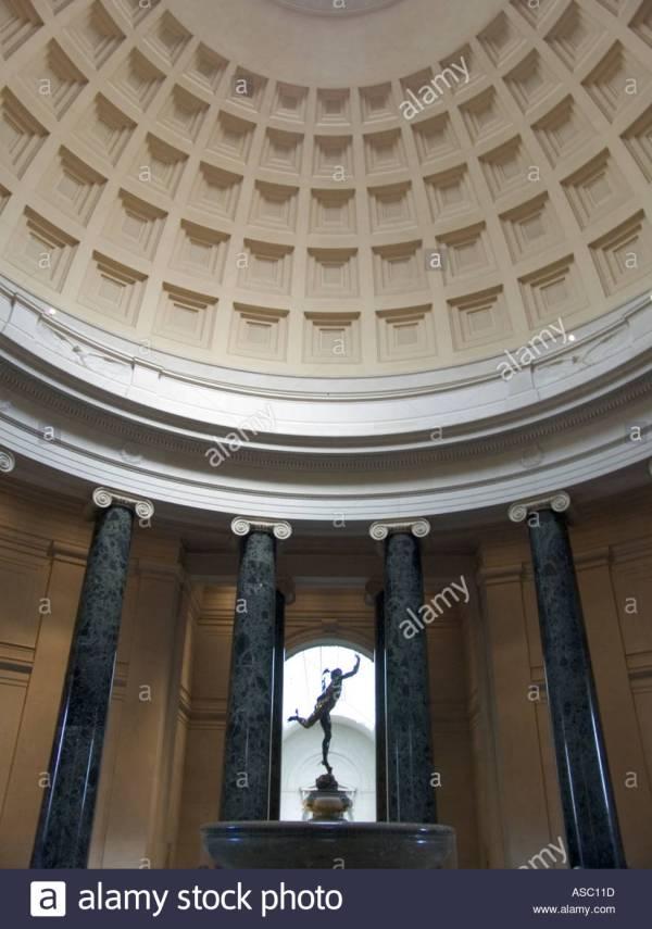 Rotunda National Of Art Washington Dc Usa With