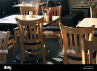 coffee shop tables and chairs Stock Photo, Royalty Free ...