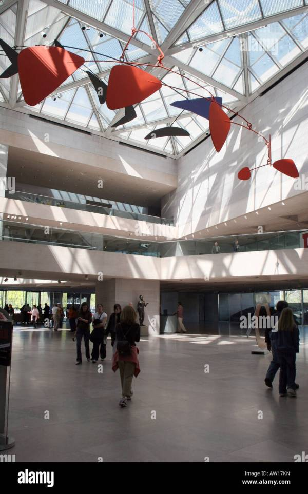 Alexander Calder Mobile National Of Art East