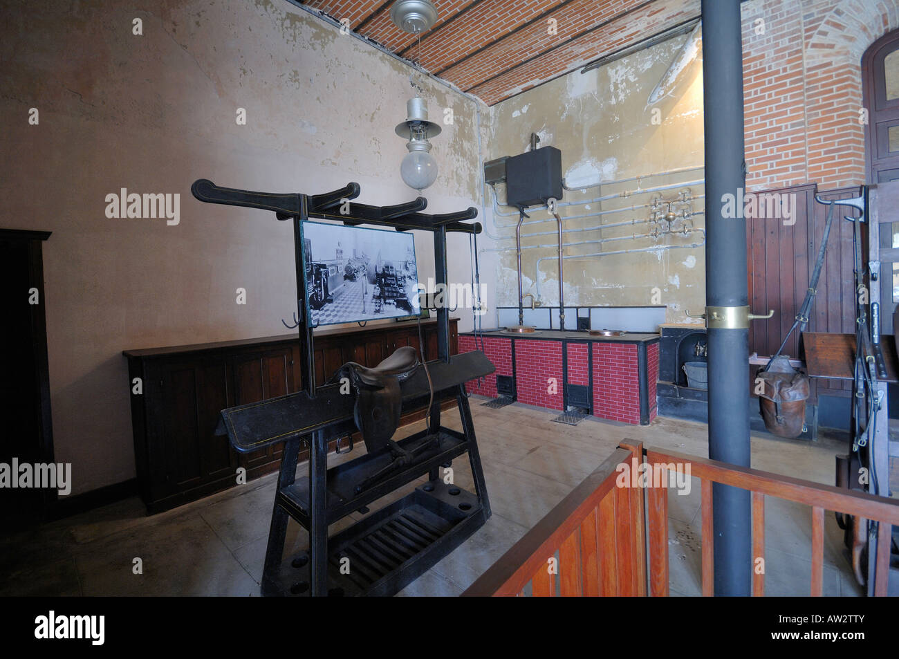 Saddle Room Stock Photos  Saddle Room Stock Images  Alamy