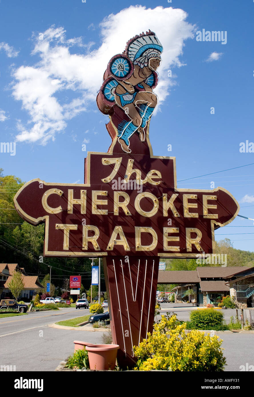 Cherokee Nc Shopping : cherokee, shopping, Cherokee, Resolution, Stock, Photography, Images, Alamy