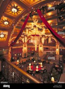 Brown Palace Hotel Stock &