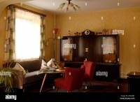 1950s Living Room Stock Photos & 1950s Living Room Stock ...