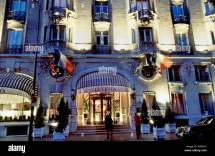 "Paris France French Luxury ""hotel Lutetia"" Palace Hotel"