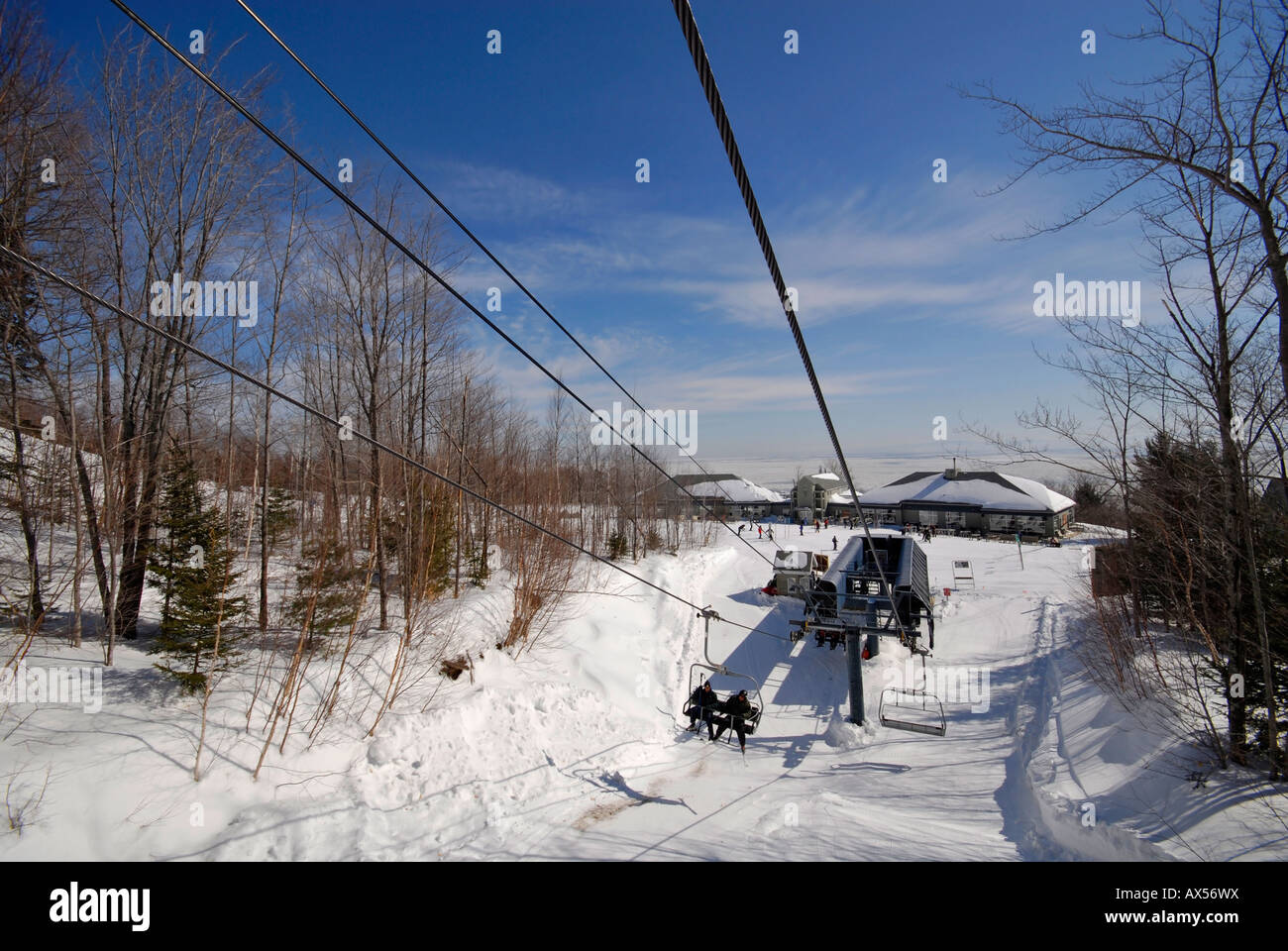 buy ski lift chair wood rocking chairs for porch view from the le massif resort region