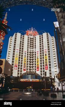 Plaza Hotel Las Vegas Stock &