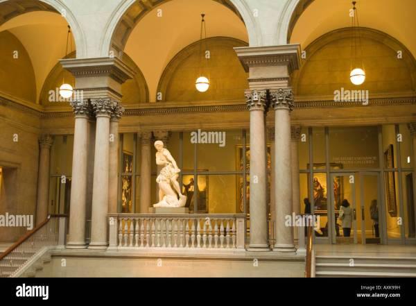 Sculpture Interior Stock &