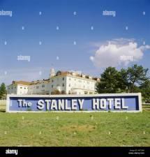 Stanley Hotel Estes Stock &
